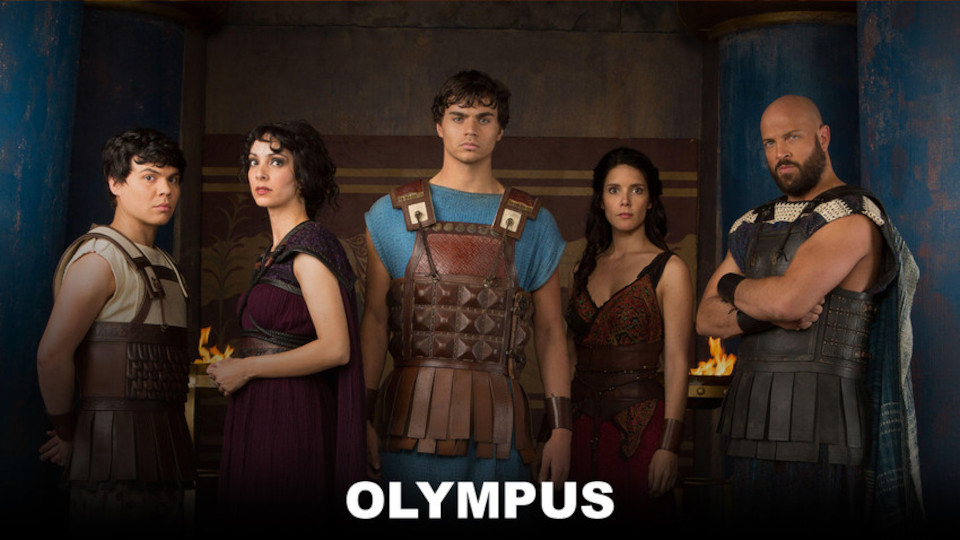 Image for the TV series Olympus