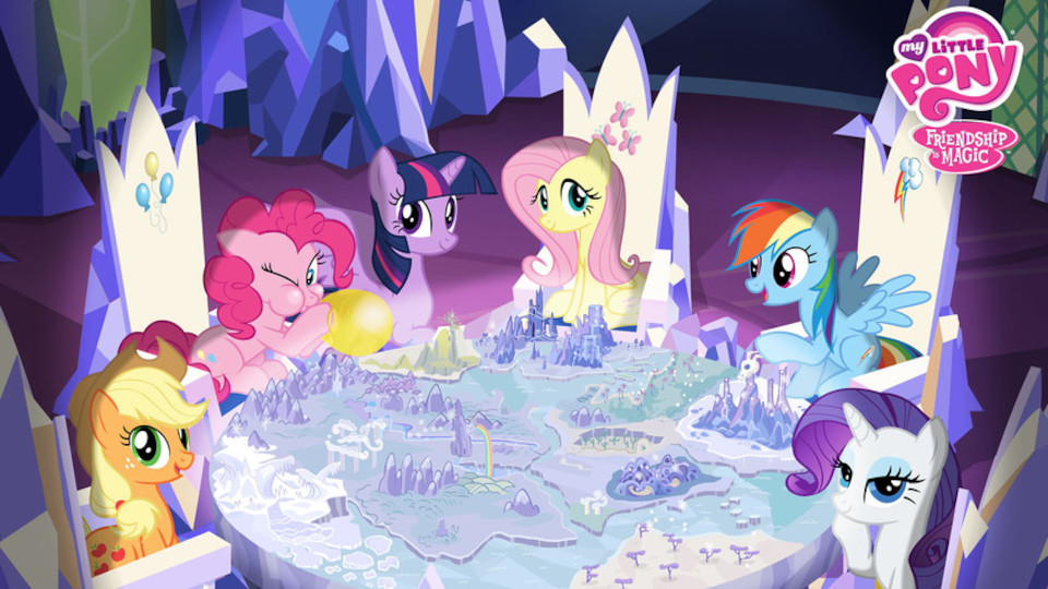 Image for the TV series My Little Pony Friendship Is Magic