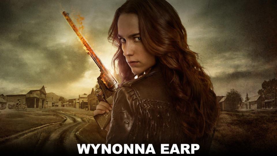 Image for the TV series Wynonna Earp