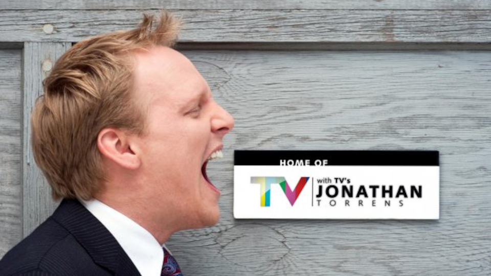 Image for the TV series TV With TV's Jonathan Torrens