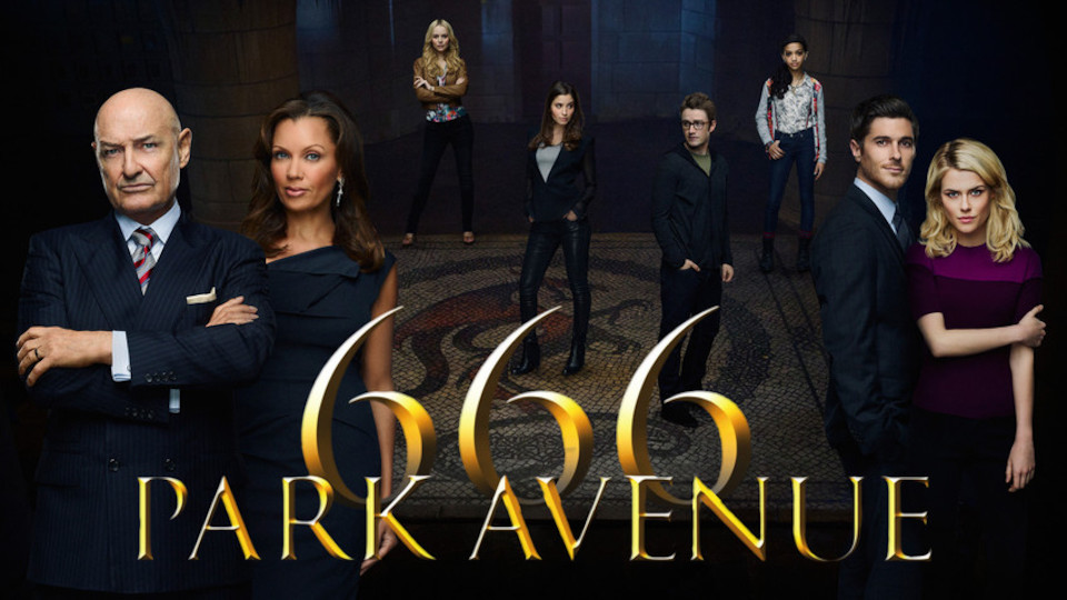 Image for the TV series 666 Park Avenue