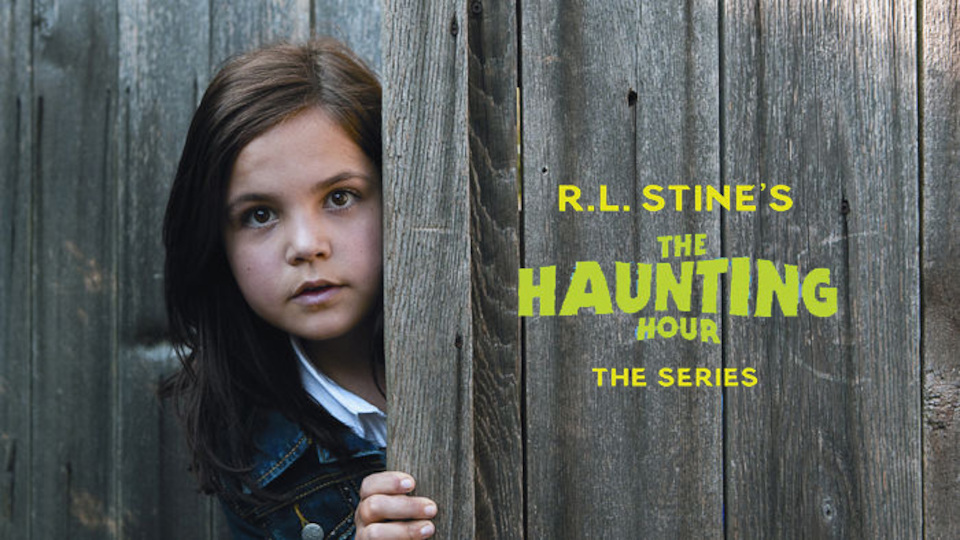 Image for the TV series R.L. Stine's The Haunting Hour