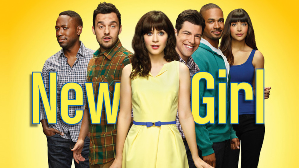 Image for the TV series New Girl