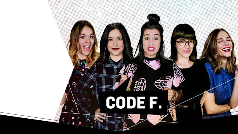 Image for the TV series Code F.