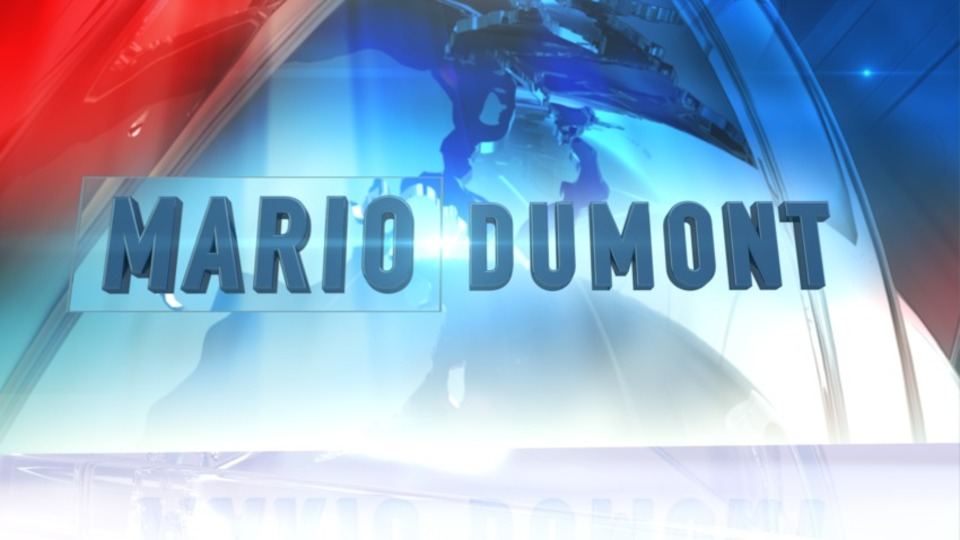 Image for the TV series Mario Dumont