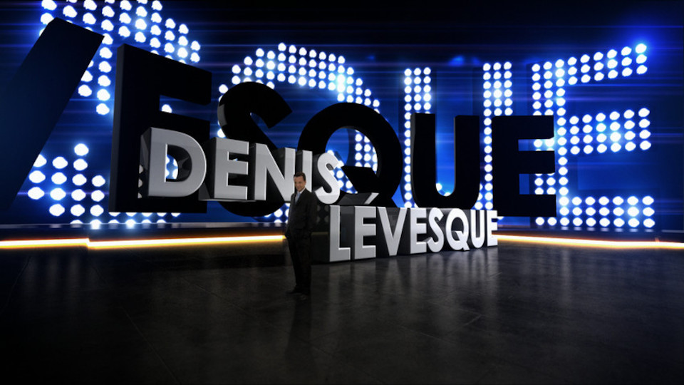 Image for the TV series Denis Lévesque