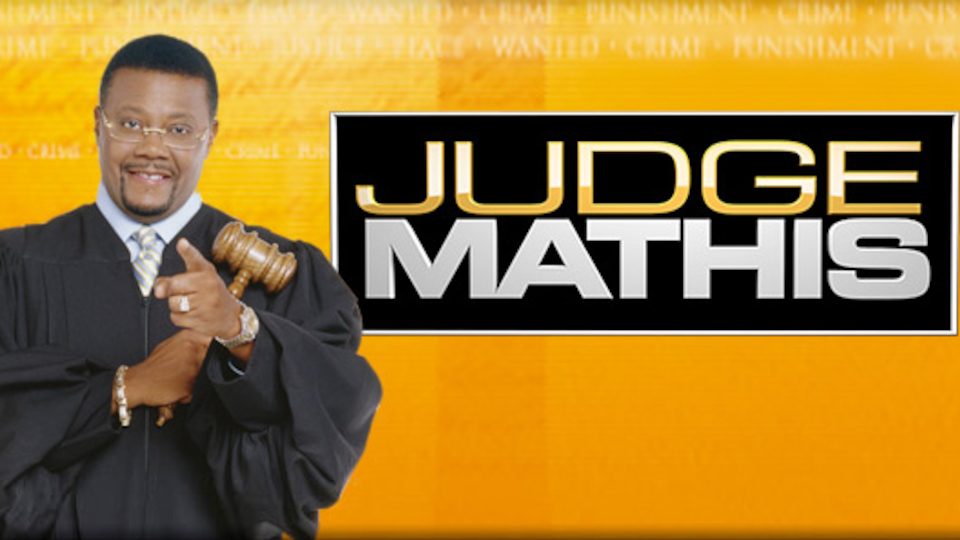 Image for the TV series Judge Mathis