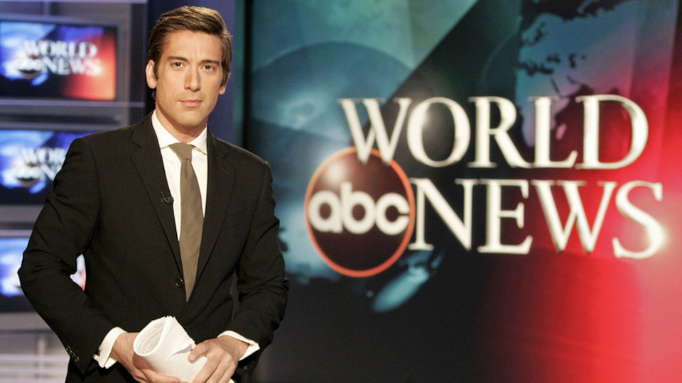 Image for the TV series ABC World News Tonight With David Muir