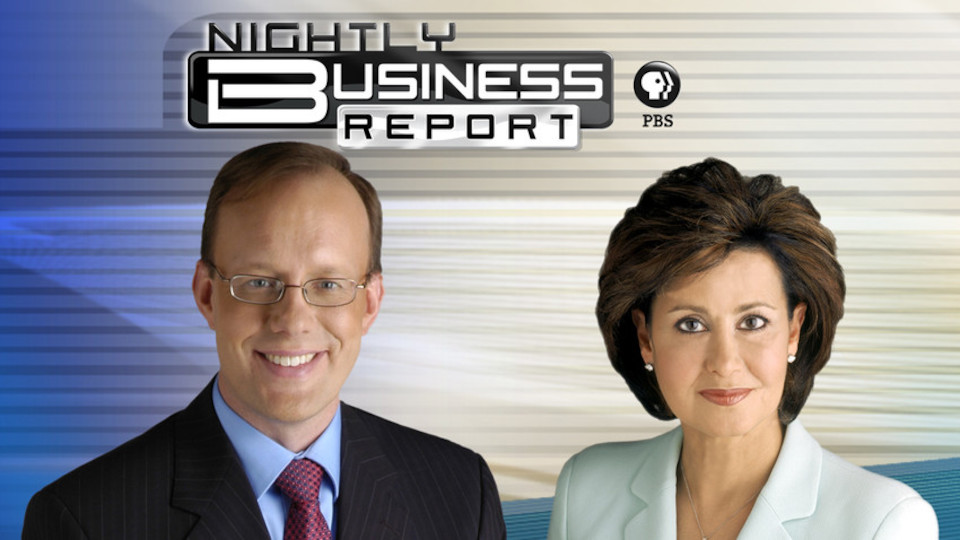 Image for the TV series Nightly Business Report
