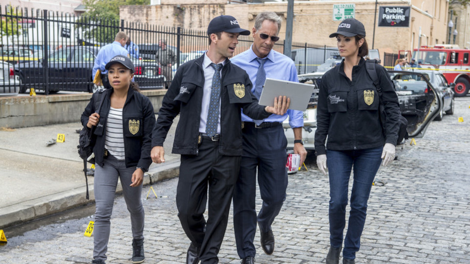 Image for the TV series NCIS: Nouvelle-Orléans