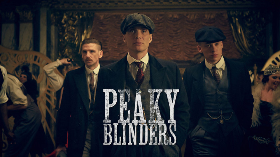 Image for the TV series Peaky Blinders