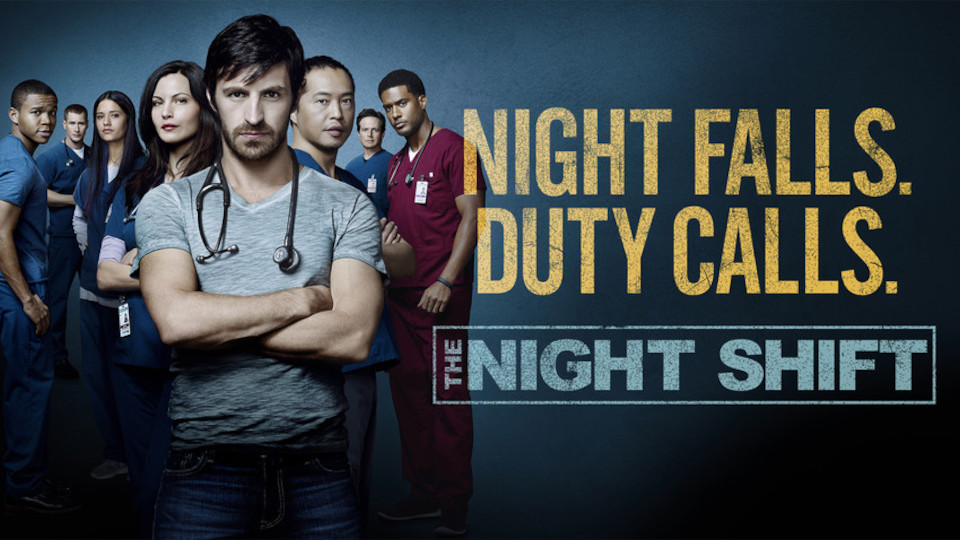 Image for the TV series The Night Shift