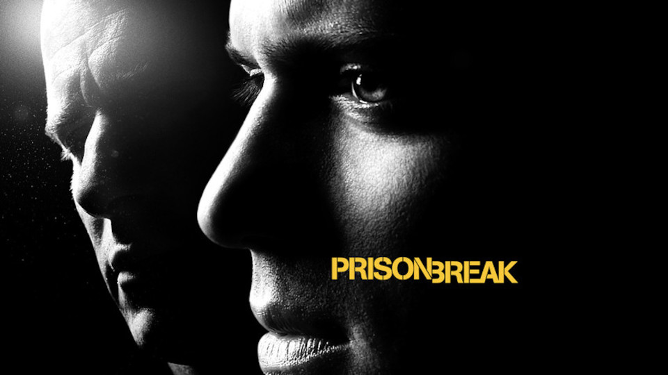 Image for the TV series Prison Break