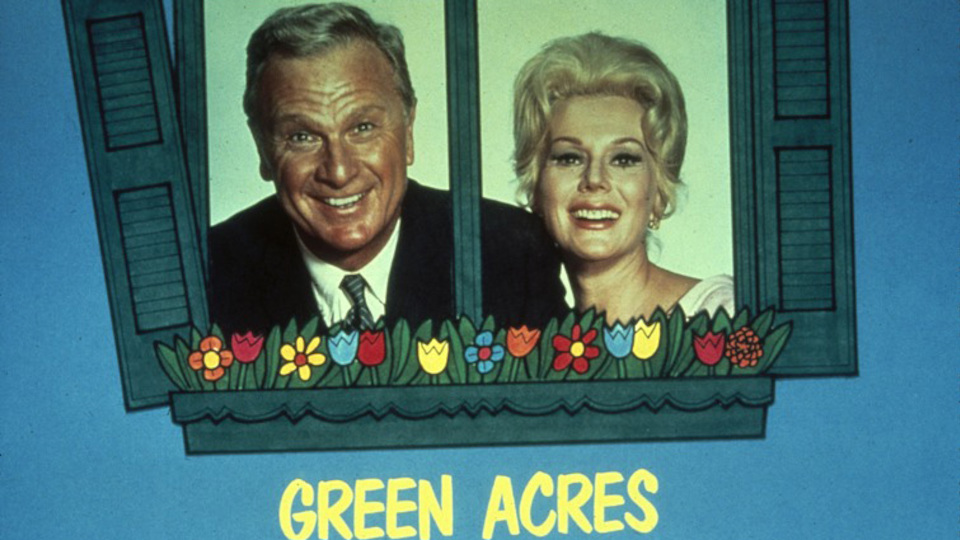 Image for the TV series Green Acres