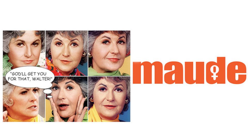 Image for the TV series Maude