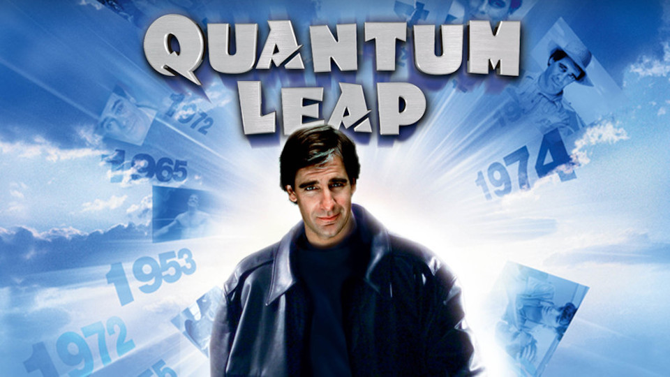 Image for the TV series Quantum Leap