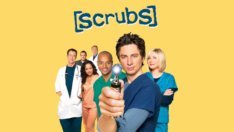 Image for the TV series Scrubs