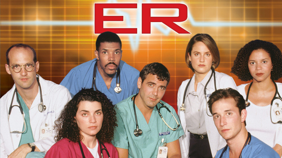 Image for the TV series Urgences