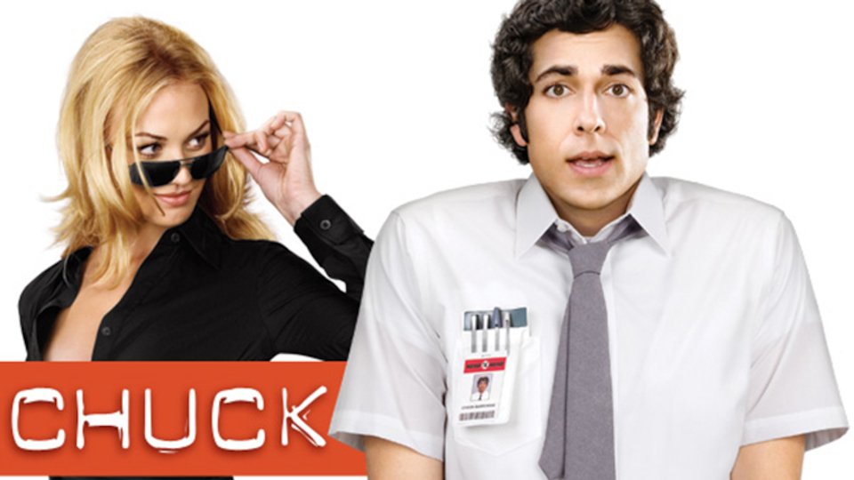 Image for the TV series Chuck