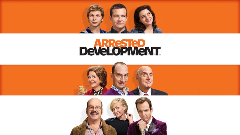 Image for the TV series Arrested Development