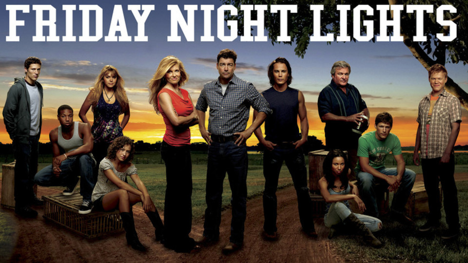 Image for the TV series Friday Night Lights