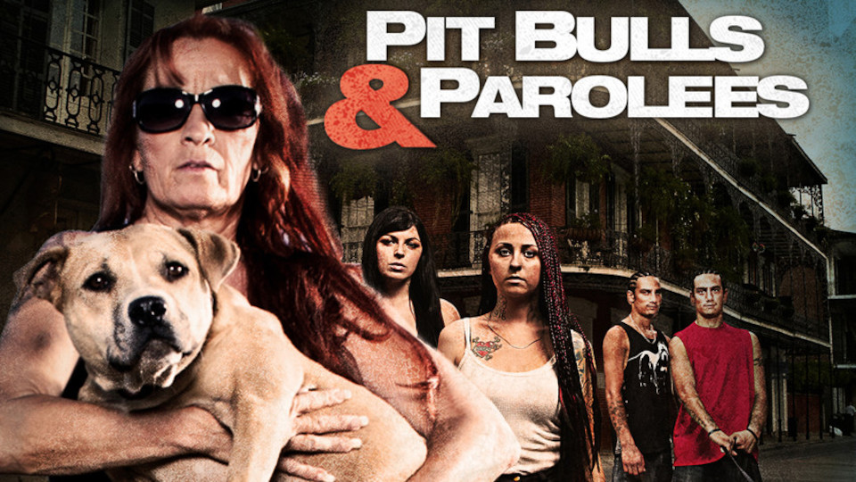 Image for the TV series Pit Bulls & Parolees