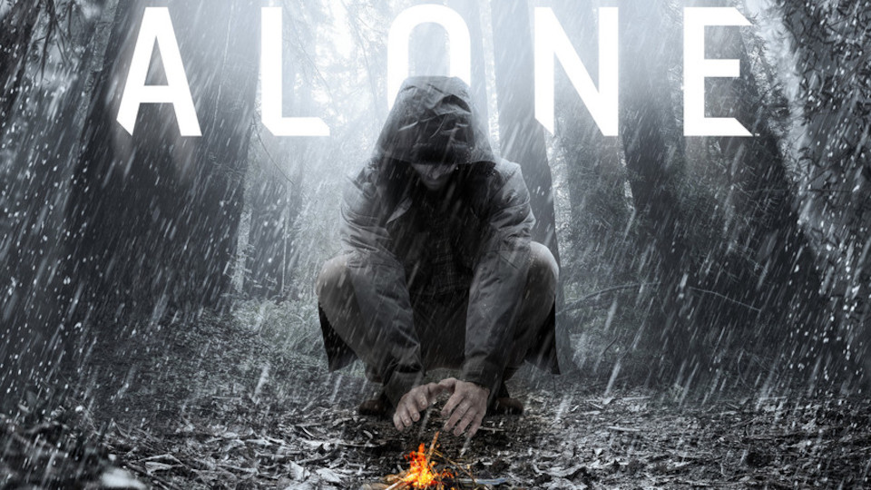 Image for the TV series Alone