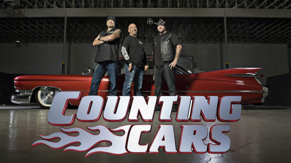 Image for the TV series Counting Cars