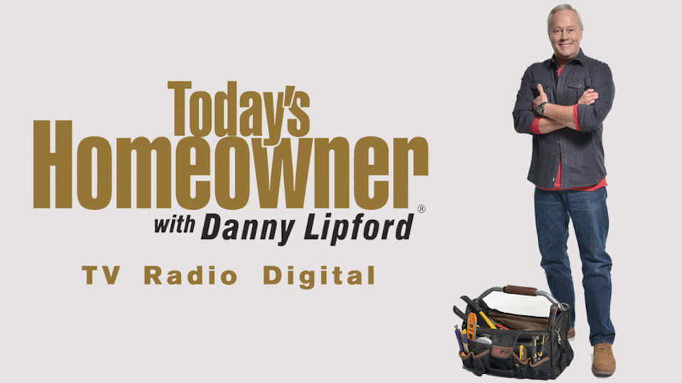Image for the TV series Today's Homeowner With Danny Lipford
