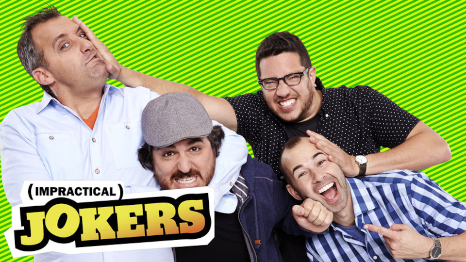 Image for the TV series Impractical Jokers