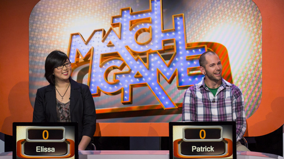Image for the TV series Match Game