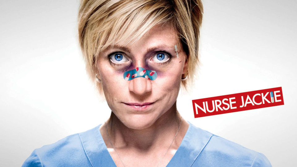 Image for the TV series Nurse Jackie