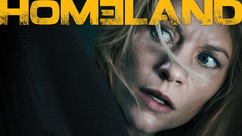 Image for the TV series Homeland