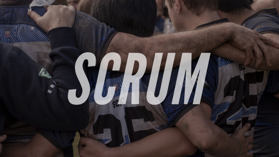 Image for the TV series Scrum