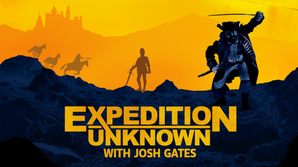 Image for the TV series Expedition Unknown