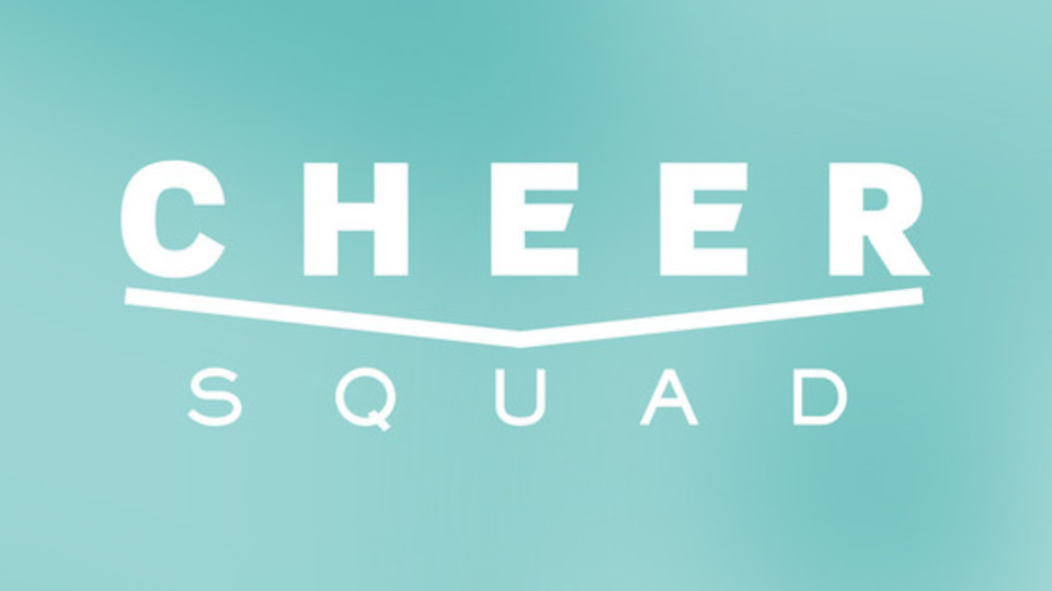 Image for the TV series Cheer Squad
