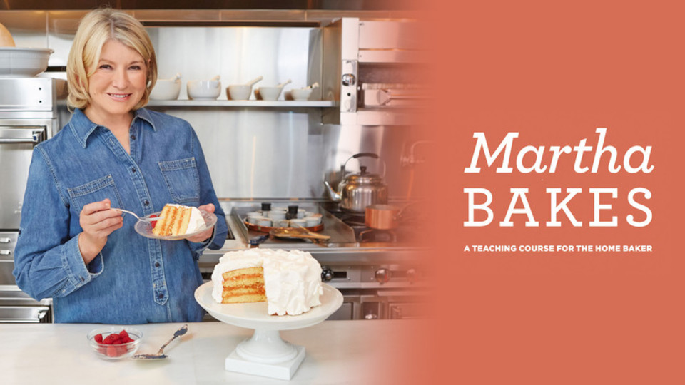 Image for the TV series Martha Bakes