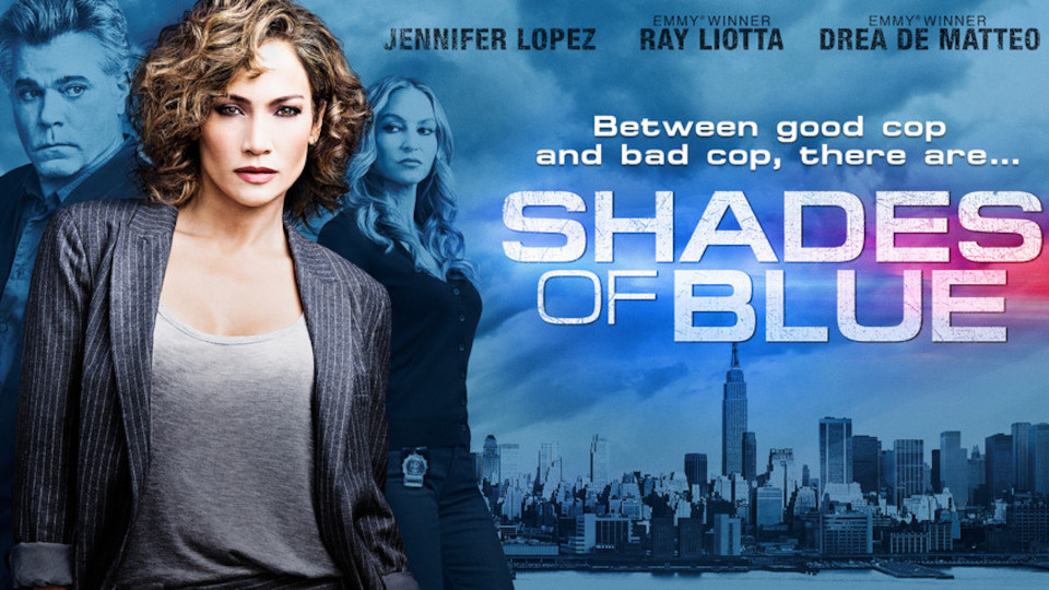 Image for the TV series Shades of Blue: L'informatrice