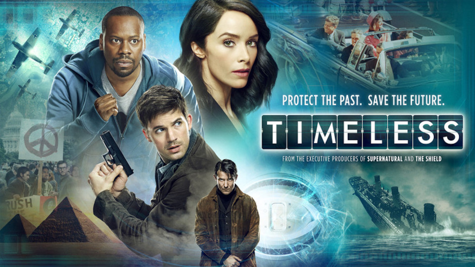Image for the TV series Timeless