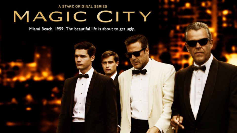 Image for the TV series Magic City