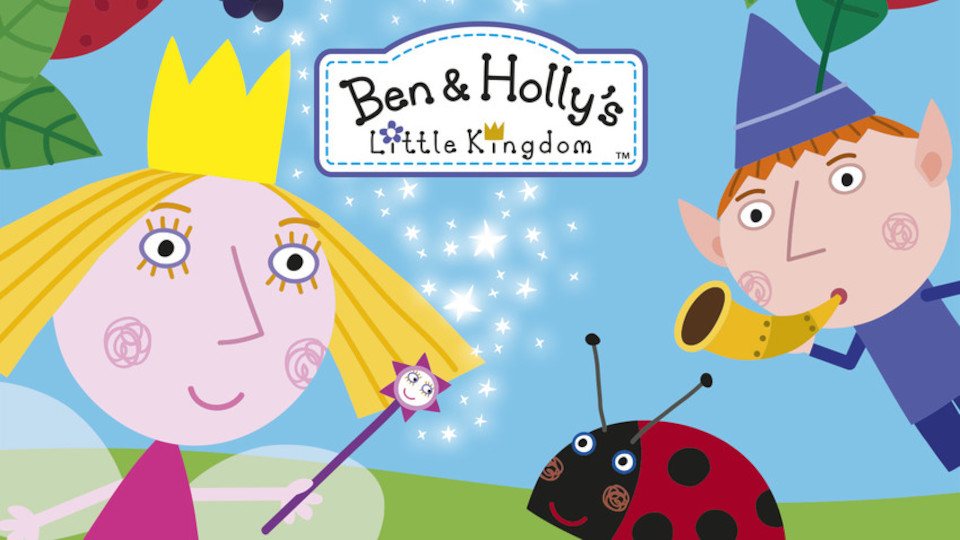 Image for the TV series Ben and Holly's Little Kingdom