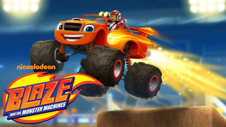 Image for the TV series Blaze and the Monster Machines