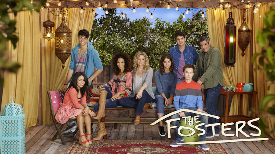 Image for the TV series The Fosters