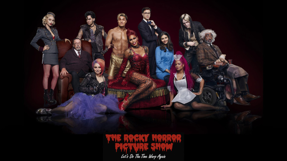 Image for the TV series The Rocky Horror Picture Show: Let's Do the Time Warp Again