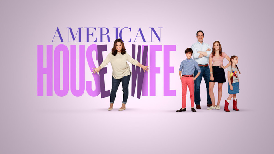 Image for the TV series American Housewife