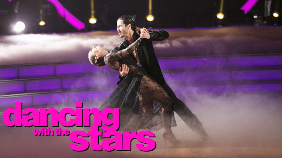 Image for the TV series Dancing With the Stars