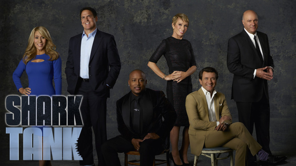 Image for the TV series Shark Tank