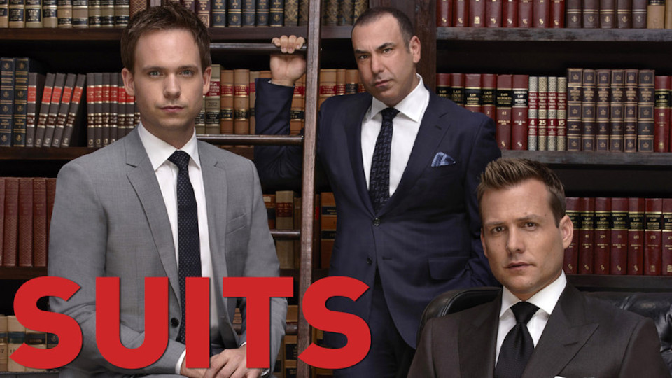 Image for the TV series Suits: Les deux font la paire