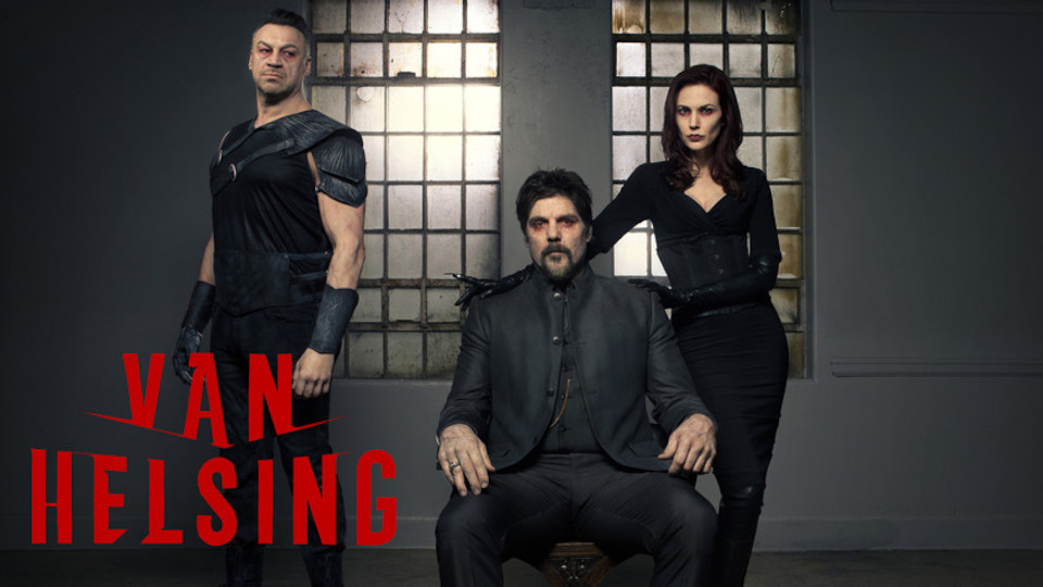 Image for the TV series Van Helsing