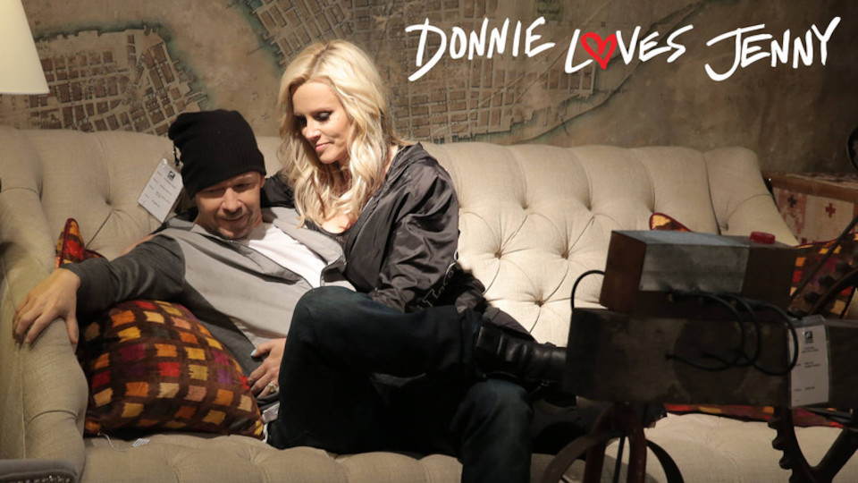 Image for the TV series Donnie Loves Jenny